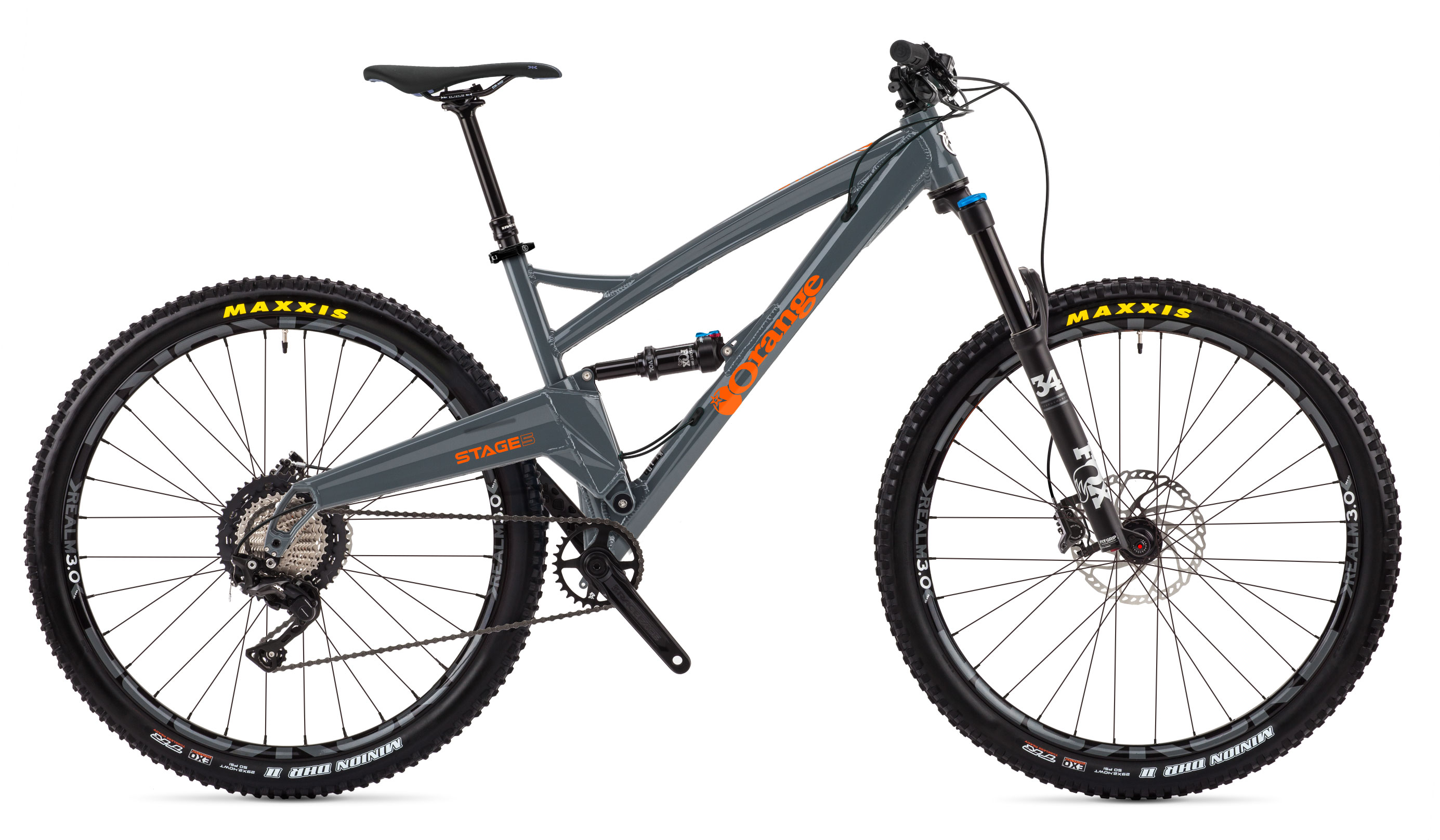 DB-D. Orange STAGE 5 (Large) 29er
